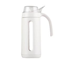 SIMELO施美乐首尔风情防漏玻璃油壶油醋瓶 时尚款320ml