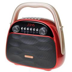 纽曼 便携式户外广场舞音响迷你蓝牙音箱 手提式提包扩音器 大功率插卡音箱