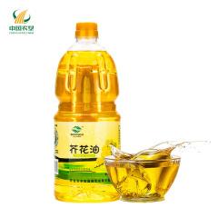 【中国农垦】呼伦贝尔品生态 物理压榨非转基因食用油芥花油1.8L
