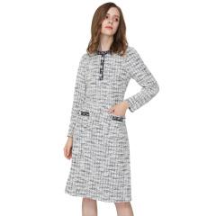 DS时尚香风连衣裙