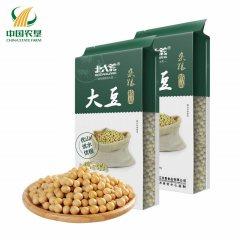 【中国农垦】北大荒 黑龙江 优质杂粮 精品杂粮大豆350g*2