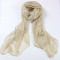 丁摩2017年新款桑蚕丝真丝羊毛高档围巾丝巾