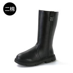 女童靴子2020秋冬新款儿童加绒长靴小女孩二棉高筒靴时尚长筒皮靴