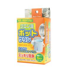 日本原产KOKUBO小久保电热水壶水垢清洁剂120g