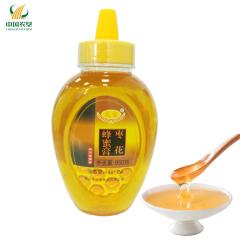 【中国农垦】湖北 武食枣花蜜 枣花蜂蜜膏950g/瓶