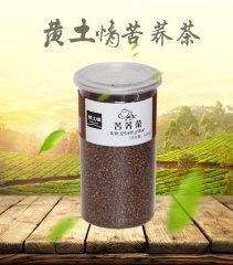 黄土情 苦荞茶 500g(桶装)(包装升级 新老包装随机发货)