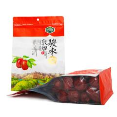 亚盛好食邦 红枣 六星 500g/袋装 敦煌骏枣 免洗烘干 一等级 即食