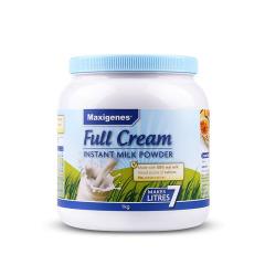 澳大利亚Maxigenes美可卓(蓝胖子)全脂高钙奶粉 1kg