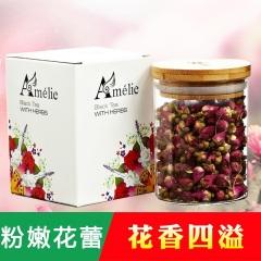 Amelie玫瑰花茶 苦水玫瑰 60g/罐
