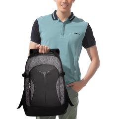 爱华仕(OIWAS)双肩包 休闲学生书包笔记本电脑包15.6英寸大容量男女双肩背包