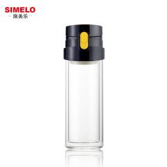 SIMELO自然元素可控茶鼎杯400ml