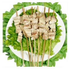 东来顺羊板筋内蒙古正宗羔羊40串800g 烧烤食材