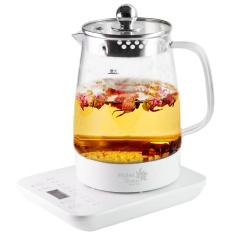 海尔HSW-H8B养生壶全自动煮茶壶玻璃电煮茶壶办公室小养生茶壶1.5L