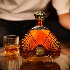 利枫太阳王法国原瓶进口XO洋酒干邑白兰地酒40度700ml
