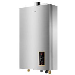 海尔(Haier)13升节能省气即热式热水器天然气智能变频热水器 JSQ25-13ZD1(12T