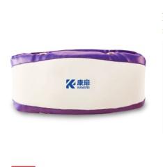 康扉甩脂机瘦身腰带 甩脂机 腰腹部燃脂机按摩器甩脂带收腹肌减肚子 紫色 均码
