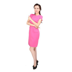 J.K口袋连衣裙 货号109399