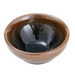 詹彦福制金奖古法手工金兔毫盏油滴盏纯手工盏杯主人杯茶杯