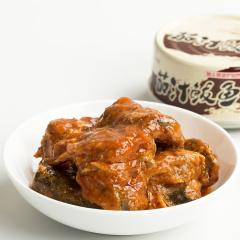三浦堂 海鲜罐头 茄汁鲅鱼   海鲜系列食品