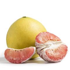 【新鲜水果】福建红心蜜柚  2个装 (4.8-5.2斤)