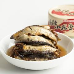 三浦堂 海鲜罐头  香辣小龙鱼   海鲜系列食品