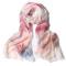 促销 桑蚕丝围巾真丝围巾沙滩巾真丝披肩W014 -原价199现179元