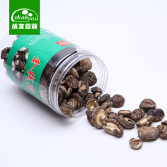 战友蘑菇 天然干菇 金钱菇 农家自产170g