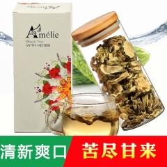 Amelie花草茶 干苦瓜片 70g/罐