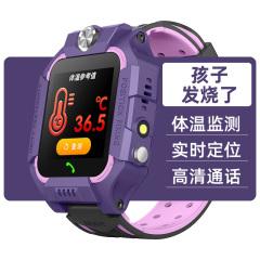 纽贝迪X2W智能儿童电话手表额温枪精准测量体温深度防水定位多功能儿童手表