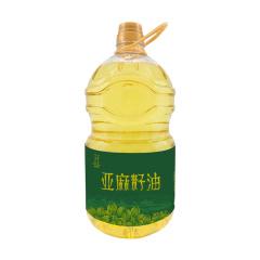 5L老农禾亚麻籽油