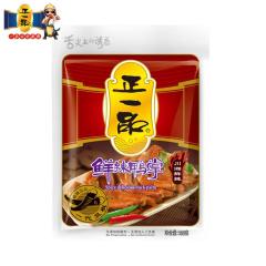 正一品鲜辣鸭掌150g*2袋 潮汕即食休闲小吃独立包装零食