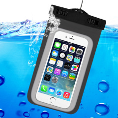 viken 双层防护手机防水袋5.5寸