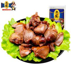 正一品卤味鸭肫肝150g/袋 潮汕即食休闲小吃鸭胗独立包装零食