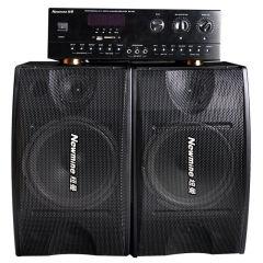 纽曼 家庭影院音箱专业蓝牙功放KTV音响套装 低音炮卡包音箱 舞台会议通用BW380