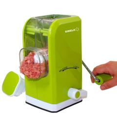 SIMELO 绞肉机 喜悦系列五星大厨多功能 手动家用碎肉机