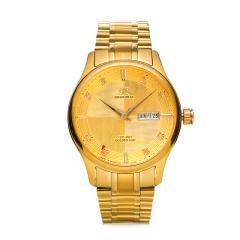 上海牌金色年华66周年钻石腕表