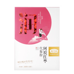 燕之坊阿胶红枣代餐粉240g