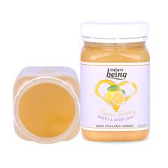 新西兰进口 Nature Being 内确  柠檬蜂蜜 500g