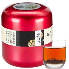 瓯叶红茶 祁门红茶茶叶 祁红香螺 100g/罐