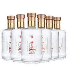 郎酒窖藏精品52度浓香型 白酒整箱 500ml*6 2012年出厂