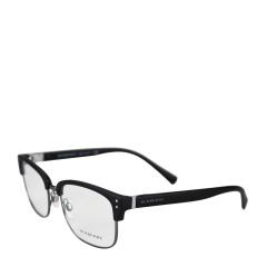 BURBERRY/博柏利 中性款式黑色镜框透明镜片光学眼镜 0BE2253 3464 54
