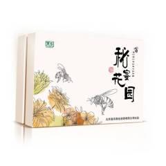 【馈赠佳礼】首农京乡蜂蜜礼盒A款 840g