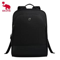 爱华仕(OIWAS)休闲双肩包 商务笔记本电脑包15.6英寸双肩背包男女书包