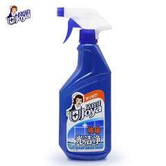 洁宜佳 玻璃光洁净清洁剂玻璃水光亮无痕家用玻璃亮洁剂清洗正品