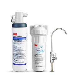 3M 家用直饮厨房净水器AP3-C765-S 白