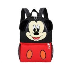 新款卡通米奇幼儿园书包 儿童双肩包 学生书包旅行背包