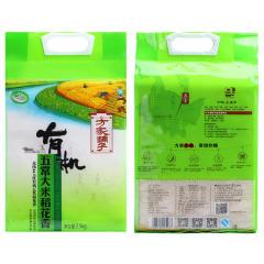 方家铺子 有机稻花香(现磨)2.5kg