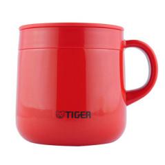 虎牌(Tiger)室内办公保温水杯MCI-A28C-R深红色 280ml