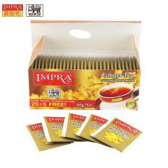 斯里兰卡原装进口 IMPRA 英伯伦生姜味调味茶(2g*30袋)60g