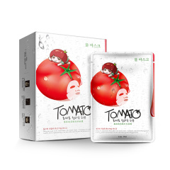 番茄派-番茄玻尿酸补水面膜30p/盒